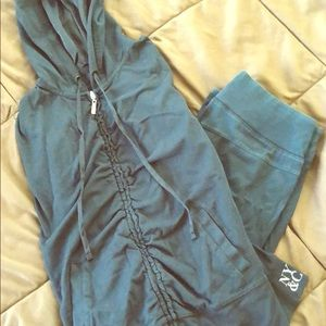 Matching Jacket and Yoga Pants